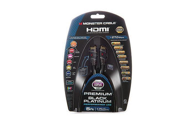 UltraHD Black Platinum 4K High-Speed HDMI w/ Performance Indicators