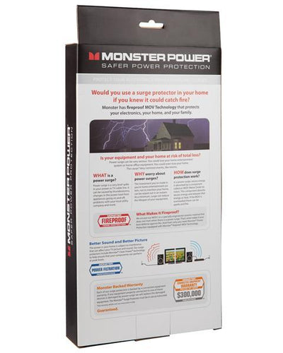 Core Power® 1200 AV Surge Protector