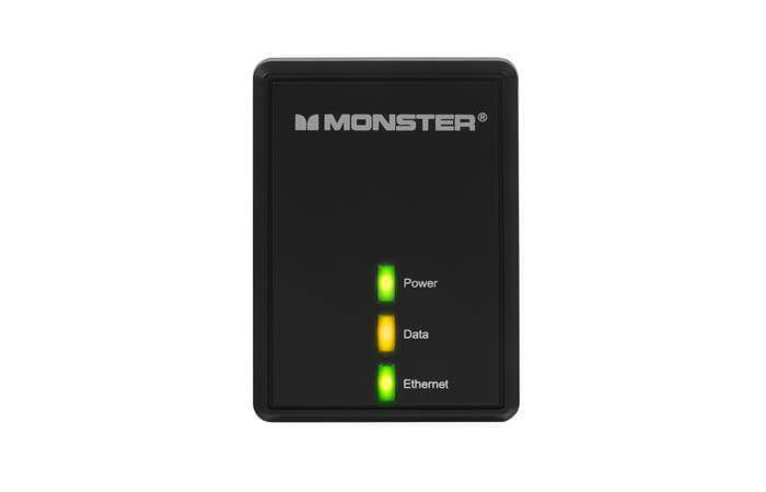Monster Power Black Platinum 600