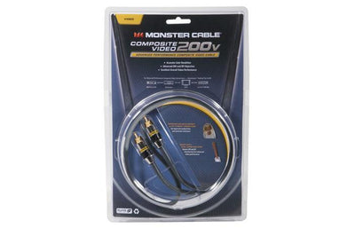 Composite Video 200R High Performance Composite Video Cable