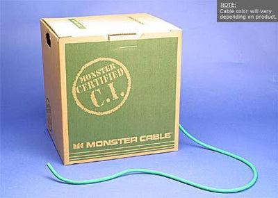 Standard SV-RG6 CL3-Rated Video Cable in EZ-Pull Box