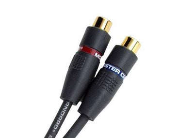 Monster Standard Interlink Junior Audio Y-Adapter Cable