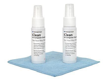iClean™ Screen Cleaner See Things Clearly