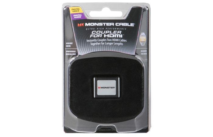 Monster Advanced™ for HDMI™ 1080p Coupler
