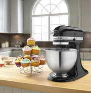 Kitchenaid K45Ssob 4.5-Quart Classic Series Stand Mixer Onyx Black - Appliance