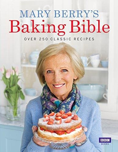 Mary Berrys Baking Bible: Over 250 Classic Recipes - Cookbook