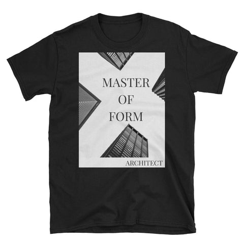 Men's Master Of Form Architect Graphic Tee