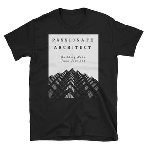 Men's Passionate Architect Graphic Tee