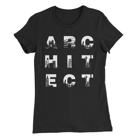 Women's ARCHITECT Graphic Tee