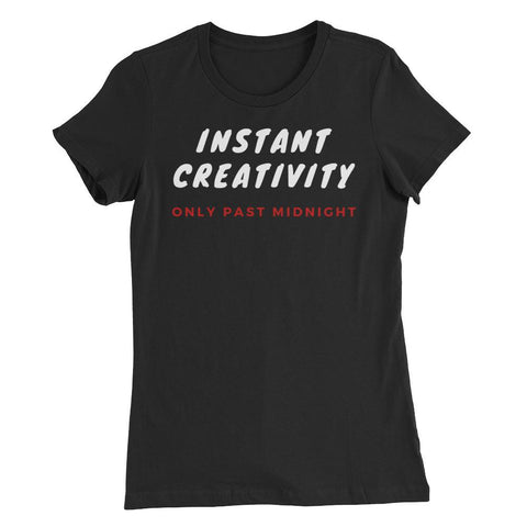 Women's Instant Creativity Graphic Tee