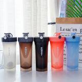 2018 New Style  Sports Shaker Bottle Whey Protein Powder Mixing Bottle Sports Nutrition Protein Shaker Fitness Water Bottle