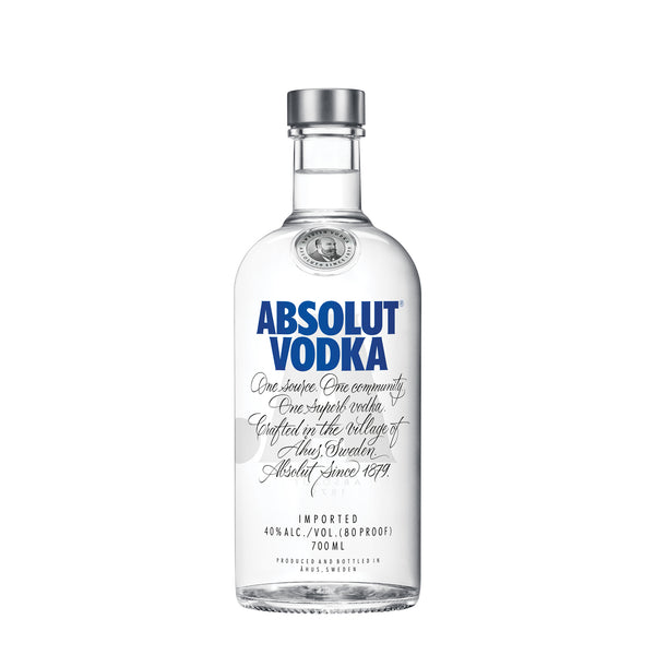 Absolut Vodka Blue (Original) 700ml