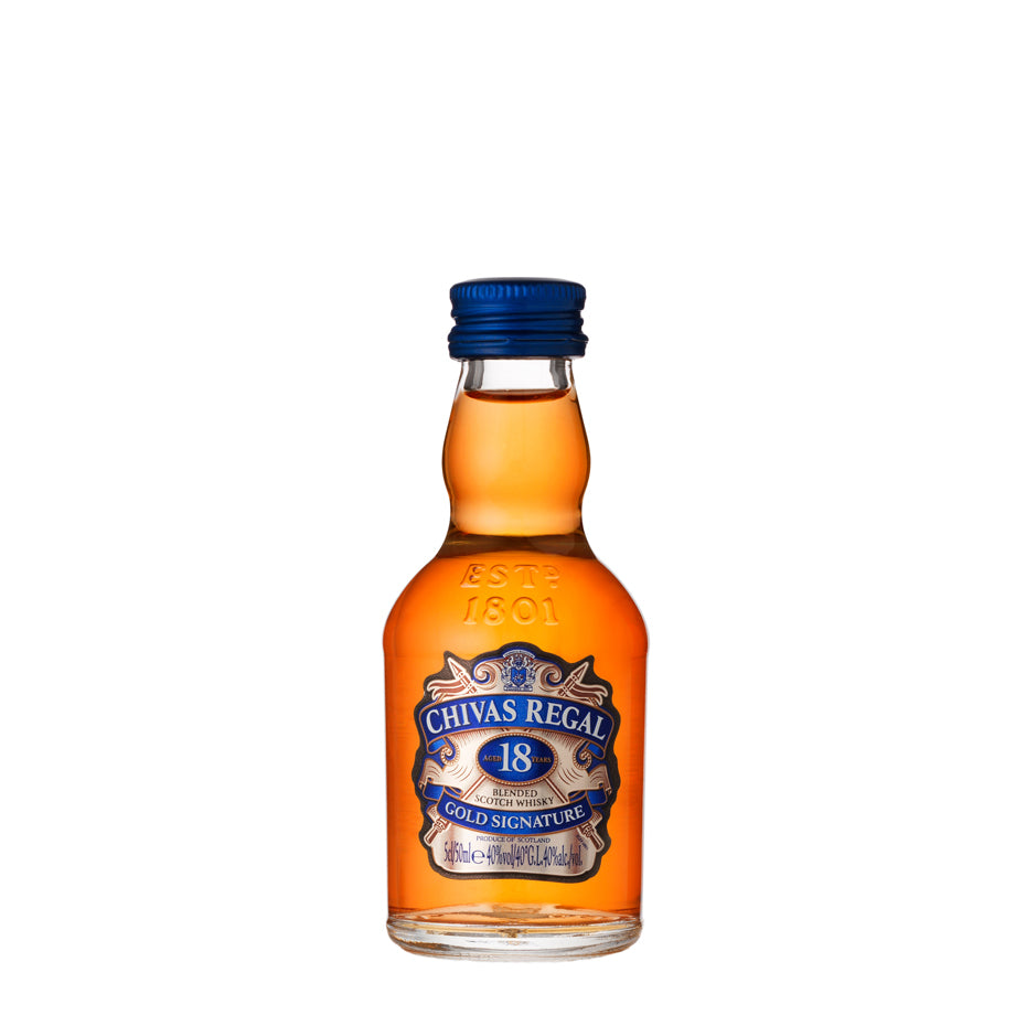 Chivas Regal 18yrs 50ml