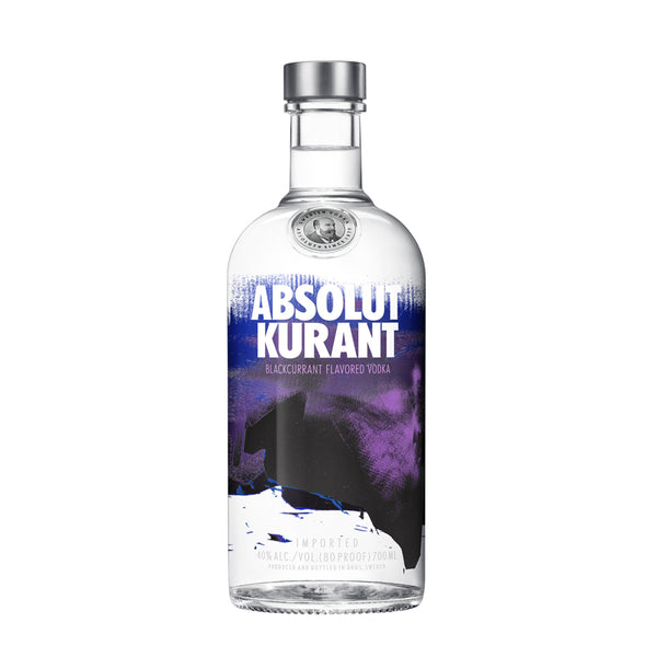 Absolut Kurant 700ml