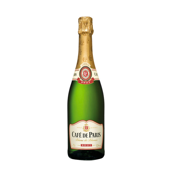 Cafe De Paris Sparkling Wine Brut 750ml