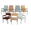 Height adjustable day chairs for elderly