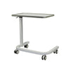 BEOBT1 Over bed table with gas lift and hospital grade castors