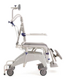 Invacare Ocean VIP Tilt Mobile Shower Commode