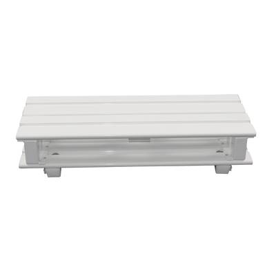 E119/90 Raised height adjustable bath board