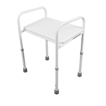 Shower Stool- Steel