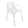 E143CA Aluminium Shower chair