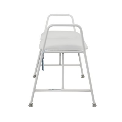 E212XOP Bariatic Over Toilet Frame With Padded Seat