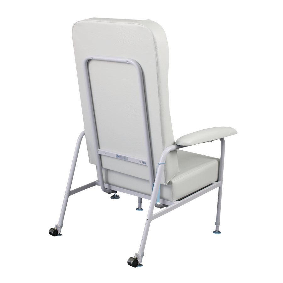 Coral High Back Day Chair
