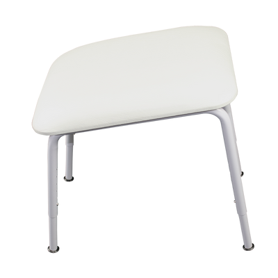 Angled Height adjustable Footrest and footstool
