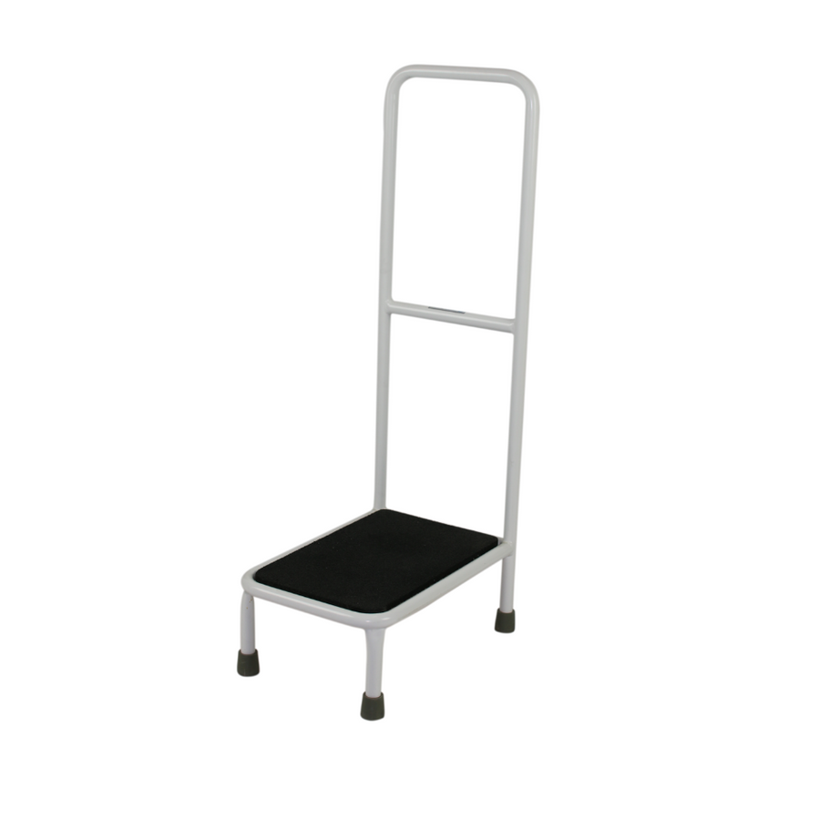 E926 Step Stool with Handrail
