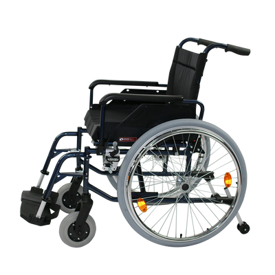 Hurricane Mid Weight Wheelchair- Self Propelled