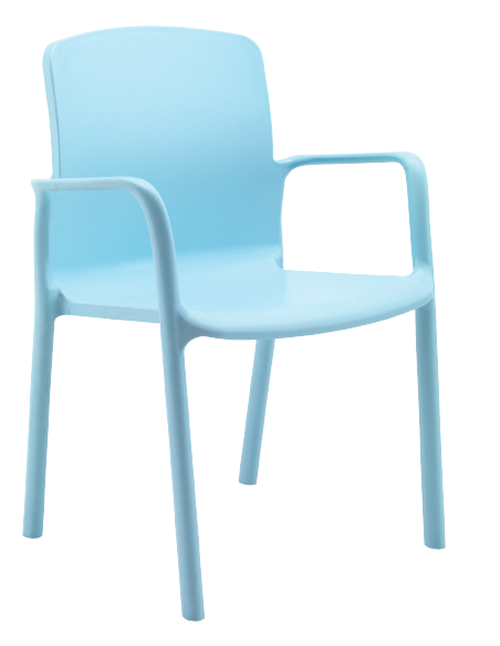 Florey Healthcare Chair with Arms