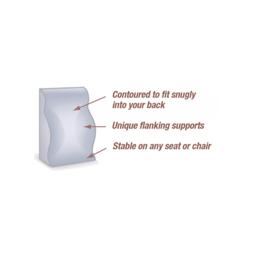 Total Spinal back Support cushion