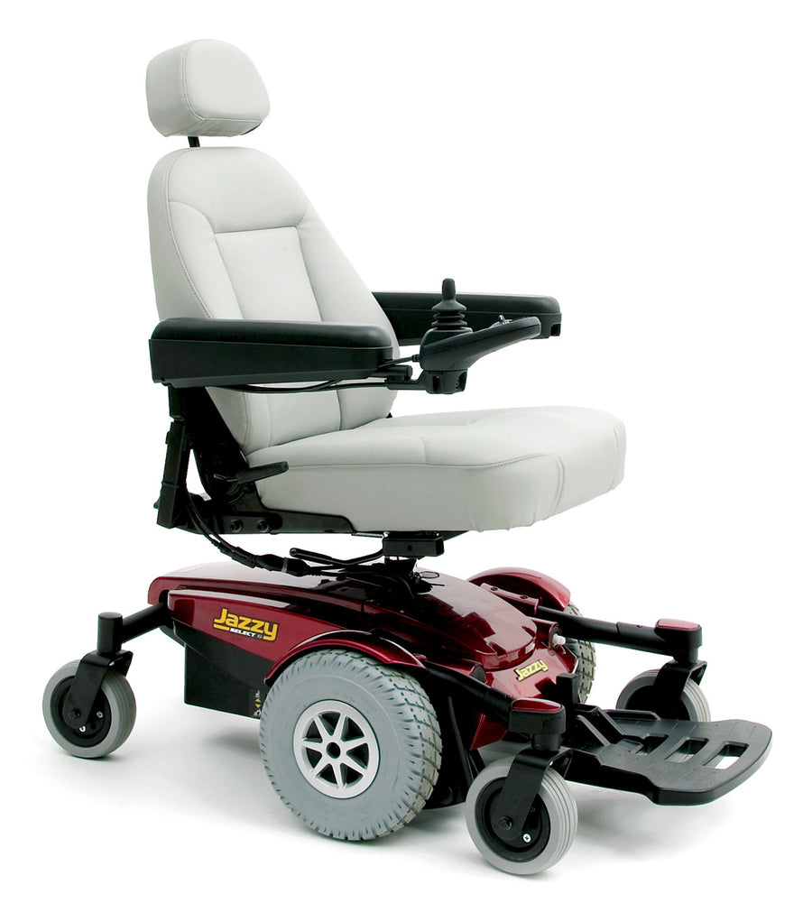 "Pride Jazzy Select ""6"" Power chair"