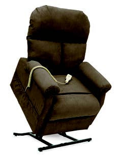 Pride LC107 Dual Motor Electric Lift Chair and Recliner