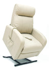Pride LC101- Euro Leather Electric Lift Chair and Recliner