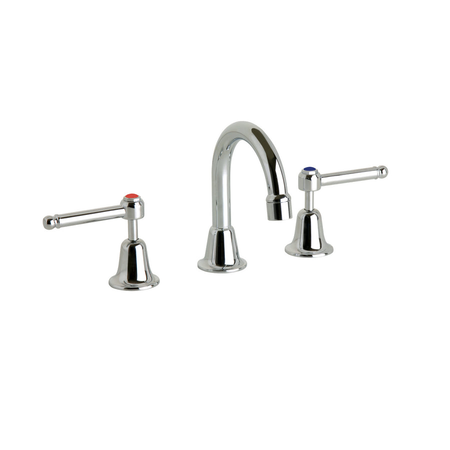 Easy Turn Lever- Complete Basin Set