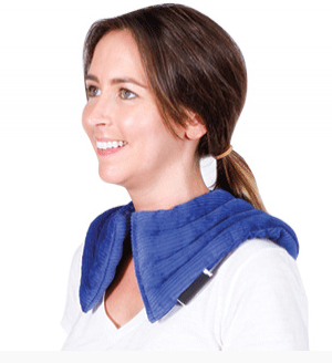 Neck and Shoulder Heat Wrap