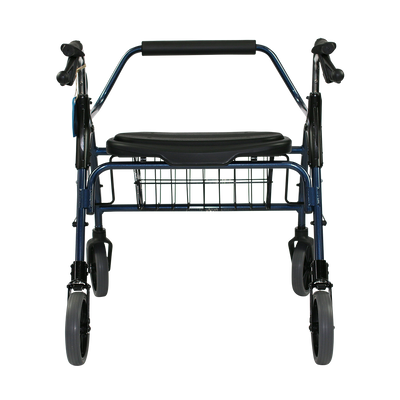 The Mighty Mack Bariatric Wheeled Walker and Rollator seat