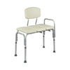 E115P Padded Seat Transfer Bath bench