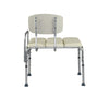E115P Padded Transfer bench- back angle