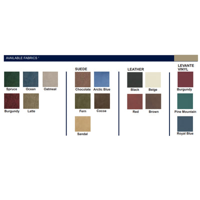 Pride Lift Chair Colour Swatch