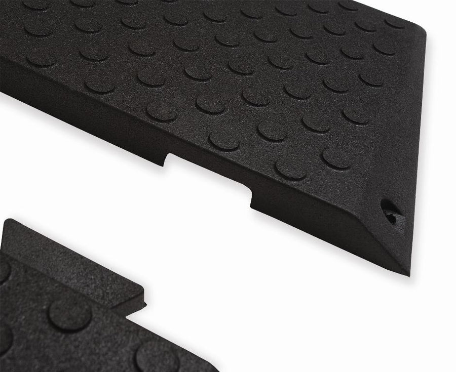Modular Rubber Threshold Ramp