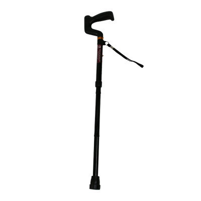 soft handle walking stick