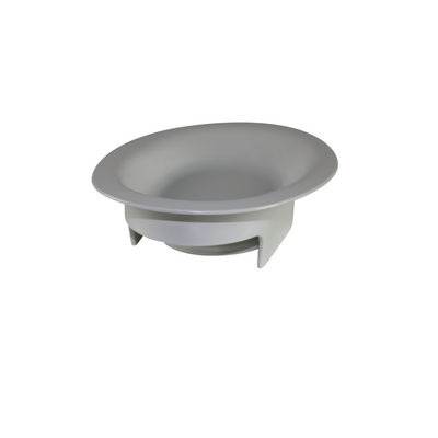 V10986/B Scoop Plate with suction base