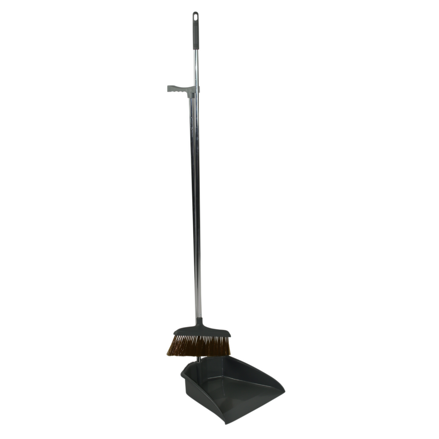 Long Handled Dustpan And Broom