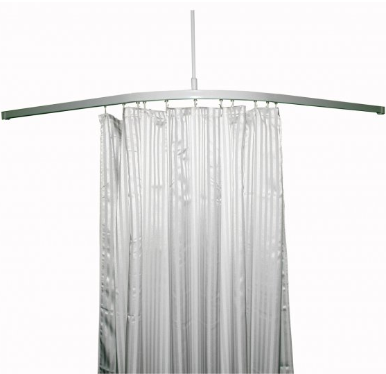 Weighted Shower Curtain