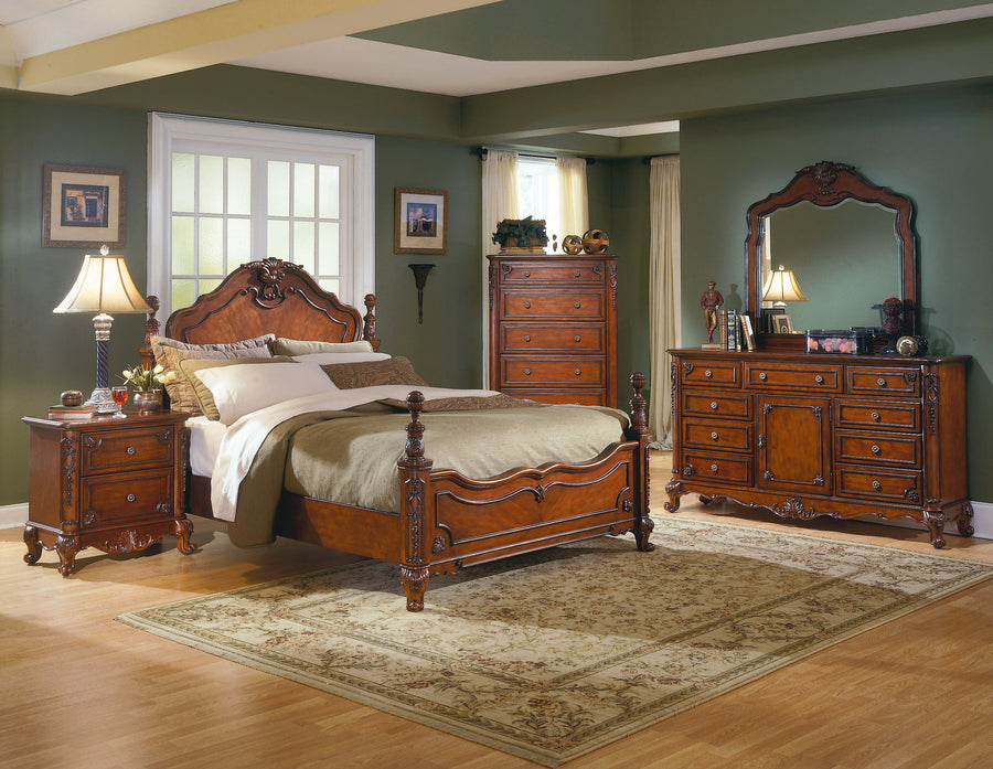 Madaleine 5-Piece Bedroom Suite