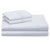 Supima® Cotton Sheets in White