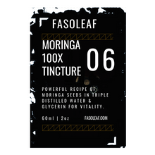 Load image into Gallery viewer, MORINGA 100X TINCTURE