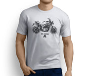Road Hogs Illustration For A Triumph Speed Triple Motorbike Fan T-shirt - Jaxon lee